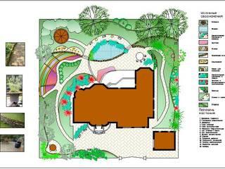 Ландшафтное проектирование от Строительно - ландшафтная компания 'Цвентана'