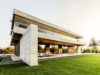 Casa Atenas Casas estilo moderno: ideas, arquitectura e imágenes de JPV Arquitecto Moderno