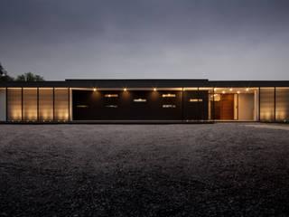 Casa Olguin Casas de estilo minimalista de JPV Arquitecto Minimalista