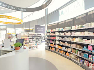 Farmácia Alvim por Medd Design