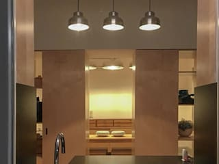 Essa Casa Eça Cozinhas modernas por HUMA arquitetura Moderno