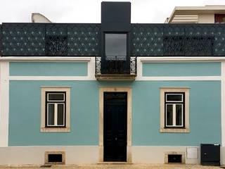 Essa Casa Eça por HUMA arquitetura Moderno