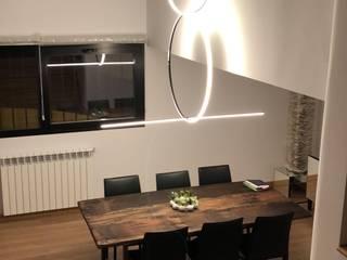 Arquitectura | Casa Amarilla Comedores de estilo minimalista de Ana Salomé Branco Minimalista