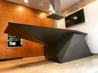 Chetecortés Built-in kitchens Black