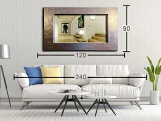 Espejos Ole Art's HogarAccesorios y decoración Derivados de madera