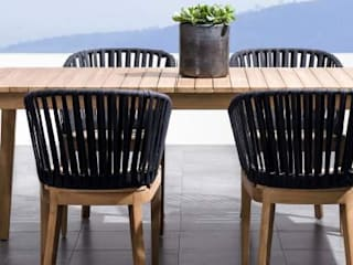 Patio Furniture (Outdoor) SG International Trade Garden Furniture Gỗ
