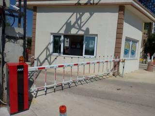 OTOPARK BARİYERİ PERKOTEK TEKNOLOJI A.S Sürgülü kapılar