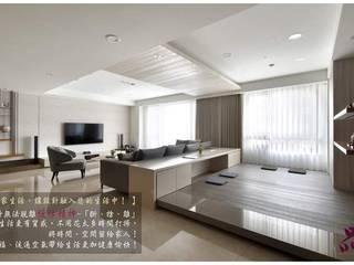 【品茉設計打造居家生活,讓設計融入您的生活中! 】 根據 品茉空間設計(夏川設計) 日式風、東方風