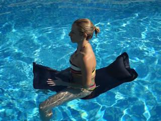 Ulrike Pieper Pool Tekstil Blue