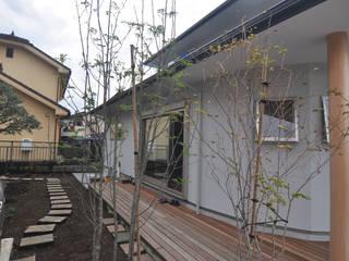 Maisons originales par (株)独楽蔵 KOMAGURA Éclectique