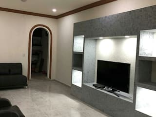 Classic style media room by AR216 Classic