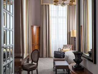 GRANDHOTEL SCHLOSS BENSBERG | Interior Design Klassische Hotels von MARKUS HILZINGER Klassisch