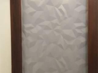 3BHK at Kool Homes Signature Undri Pune Minimalist corridor, hallway & stairs by Prointero Interior Minimalist