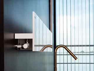 Marmeren badkamer Moderne badkamers van Luc van den Berg Modern