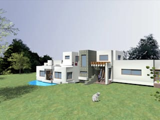 Vivienda Casas de estilo mediterráneo de Grupo SP Mediterráneo