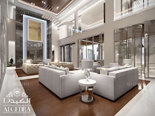 Modern living room by Algedra Interior Design Modern