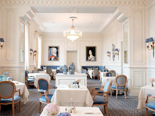 Restaurant Vendôme Klassische Gastronomie von MARKUS HILZINGER Klassisch