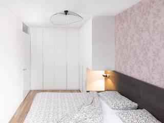 De Suite Kamar tidur kecil White