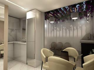 Proyecto residencial para vivienda unifamiliar en soledad atlantico. Livings de estilo moderno de Leiva Design Studio Moderno