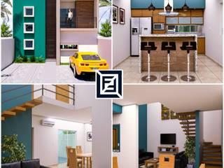 Casa esperanza de Arquitectos LF Moderno
