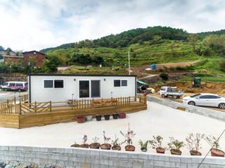 공간제작소(주) Small houses