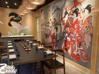 侍悟丸 Zendo 深度空間設計 餐廳