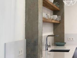 Cocinas de estilo industrial de Rafael Hernáez Loza AITEC Proyectos Industrial