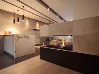 Modern Yemek Odası Rafael Hernáez Loza AITEC Proyectos Modern