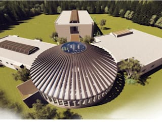 カントリーな学校 の 4Faz Tasarım Mühendislik Mimarlık Danışmanlık Ltd. Şti. カントリー