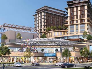 Modern shopping centres by 4Faz Tasarım Mühendislik Mimarlık Danışmanlık Ltd. Şti. Modern