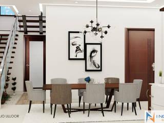 Dining Area: modern  by I Nova Infra,Modern