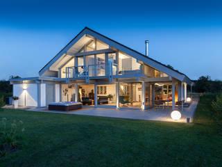 Maisons modernes par DAVINCI HAUS GmbH & Co. KG Moderne