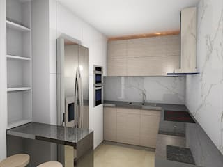 Proyecto residencial para dos apartamentos en Galapa Atlantico. Colombia de Leiva Design Studio