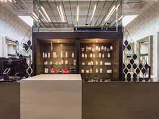 Modern commercial spaces by ESTUDIO TANGUMA Modern
