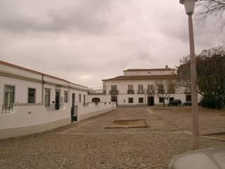 Requalificação da Praça Vasco da Gama, Vidigueira por Jorge Cruz Pinto + Cristina Mantas, Arquitectos
