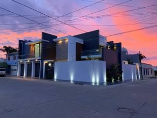โดย arketipo-taller de arquitectura โมเดิร์น