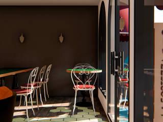 La Fortezza Restaurant Yücesan Grup Mimarlık Yeme & İçme Taş Bej