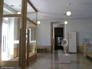 Museu Etnográfico da Vidigueira Espaços de trabalho ecléticos por Jorge Cruz Pinto + Cristina Mantas, Arquitectos Eclético