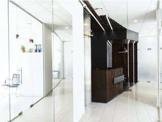 Интерьер офиса от Architectoria Классический