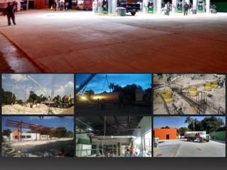 Estaciones de Servicio LASTIRI ARQUITECTOS Oficinas y tiendas