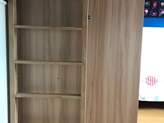 Habitación para niño preadolescente de 78metrosCuadrados Moderno