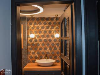Phòng tắm phong cách hiện đại bởi NEG ATÖLYE İÇ MİMARLIK Hiện đại