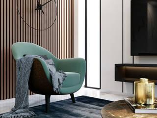 VITTAGROUP Living room Wood White