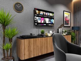 ArchSia – ofis odası : modern tarz , Modern