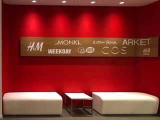 H&M | PULS TRADING ID MIMARLIK Minimalist