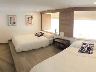 Extra bedroom DE LEON PRO Modern style bedroom