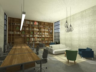 DE LEON PRO ห้องทำงาน/อ่านหนังสือ