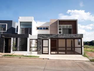 CASA HABITACIONAL FRACCIONAMIENTO GUADALUPE (VENTA) de PENS Arquitectos Moderno