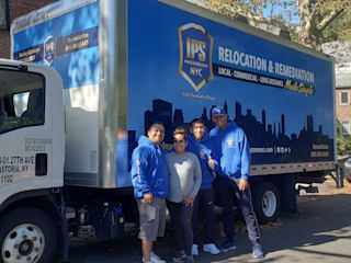 IPS NYC Movers Small houses