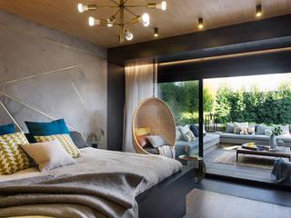 Egue y Seta Eclectic style bedroom